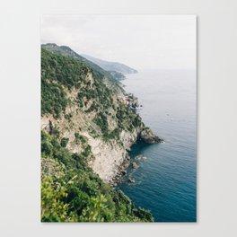 Cinqueterre - Italian Coast Canvas Print