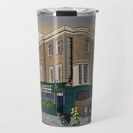 London Sunrise Travel Mug