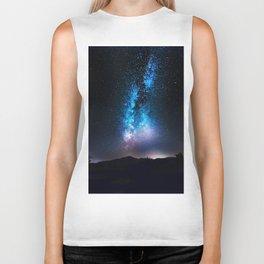 Milky Way Biker Tank