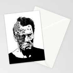 Terminator (b/w) Stationery Cards