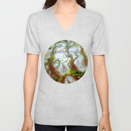 Wooded Foothills Unisex V-Neck