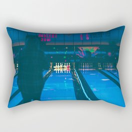 Bowling Rectangular Pillow