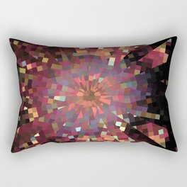Pieces Together Rectangular Pillow
