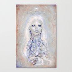 Angel Aura Canvas Print