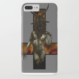 Baphomet iPhone Case