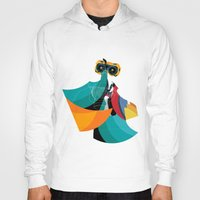 majoras mask Hoodies featuring Mask by Alvaro Tapia Hidalgo