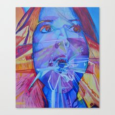I suck Canvas Print