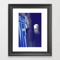 Hellas Framed Art Print