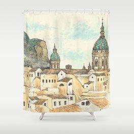 Casacantiere Shower Curtain