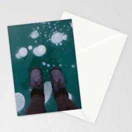 Abraham lake 2 Stationery Cards