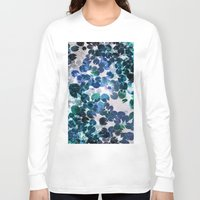 architecture Long Sleeve T-shirts featuring Lilypond Architecture by Louise Donovan