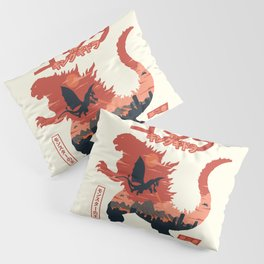 The King of Monsters vol.2 Pillow Sham