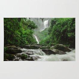 Deer Waterfall -  Bocaina - Brazil Rug