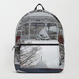 Gazebo and Cannon Backpack