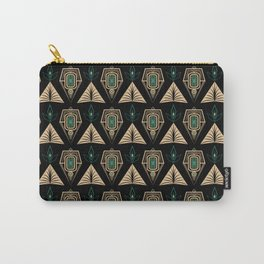 Art Deco 32 Carry-All Pouch
