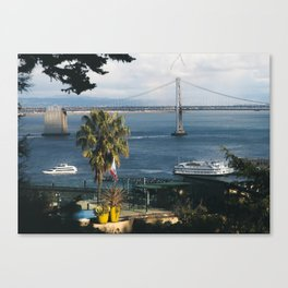 California Views Canvas Print
