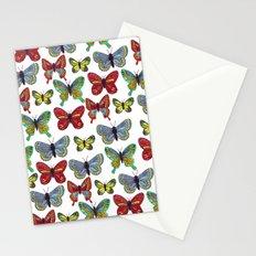 Flutterby Butterfly Stationery Cards