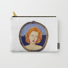Patron Saint of Skeptics Carry-All Pouch
