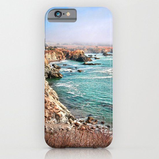 California coastline iPhone & iPod Case
