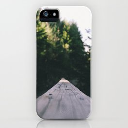 Bridges iPhone Case