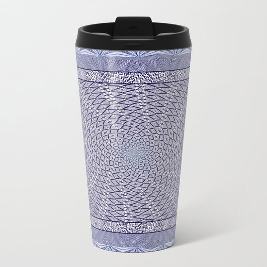 Locomotion Metal Travel Mug