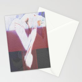 Afraid To Understand Stationery Cards