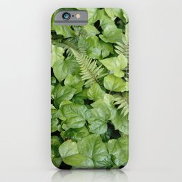 nature and greenery 15 iPhone Case