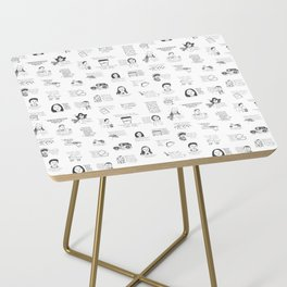 Gilmore Girls quotes Side Table