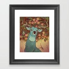 Brambles Framed Art Print