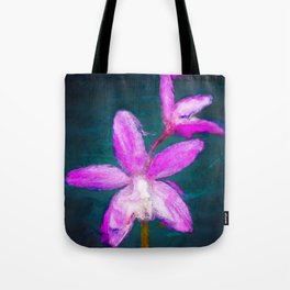 Laelia ghillanyi Orchid Tote Bag
