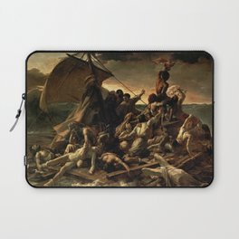 The Raft of the Medusa by Théodore Géricault Laptop Sleeve