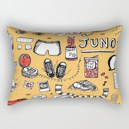 'Juno' Rectangular Pillow