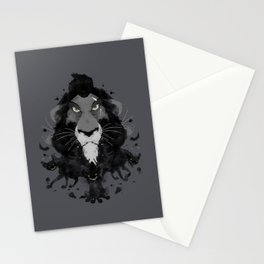 Scar Ink Stationery Cards