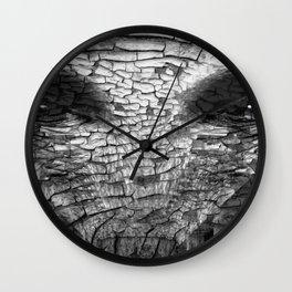 Surreal Gorilla into shadows Wall Clock
