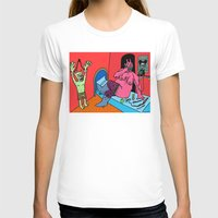 hotline miami T-shirts featuring HOTLINE. by Dave Bell