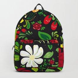Russian folk Backpack