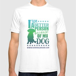 Dog Person T-shirt