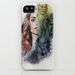 Shadowhunter iPhone Case