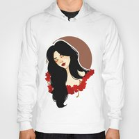 belle Hoodies featuring belle by chazstity