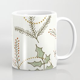 Classic Winter #society6 #xmas Coffee Mug