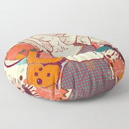Alma Colorida Floor Pillow
