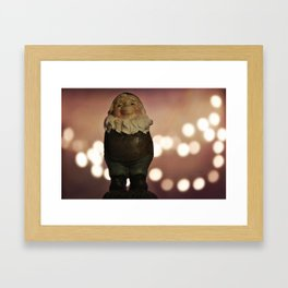GNOMEY Framed Art Print