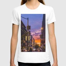 Farragut North Sunset T-shirt