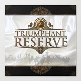 Triumphant Reserve Canvas Print