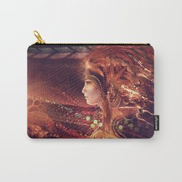 Shadow of a Thousand Lives - Visionary - Manafold Art Carry-All Pouch