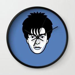 Rebellious Jukebox #7 Wall Clock