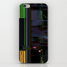 deep space sequencing iPhone Skin