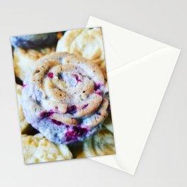 Rose Scones Stationery Cards