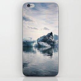 Jökulsálön II iPhone Skin