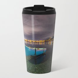 Quiet in the lake Travel Mug